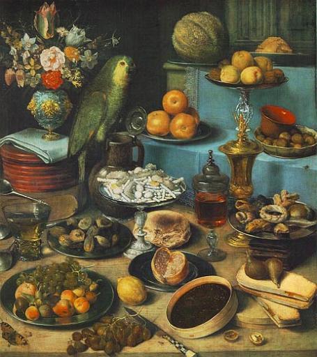 Artoko lgem lde kaufen und gem lde reproduktionen georg for 17th century french cuisine