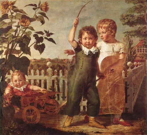 artoko. Ölgemälde kaufen und Gemälde Reproduktionen: Philipp Otto ...